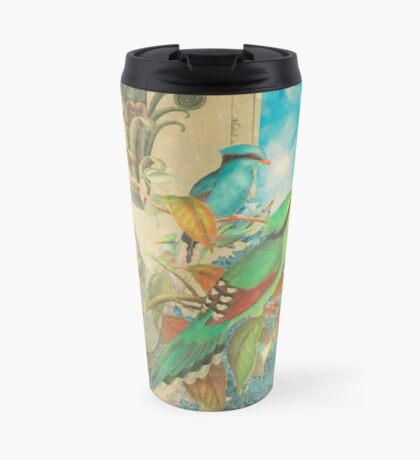 The Birds and The Bees Travel Mug