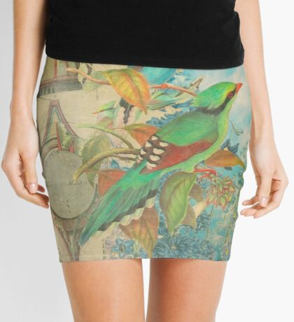 The Birds and The Bees Mini Skirt