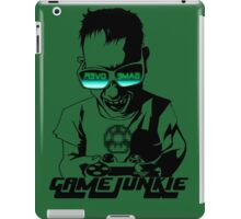 Video Game Junkie iPad Case/Skin