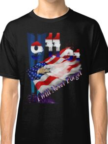 9-11I Will Never Forget Classic T-Shirt