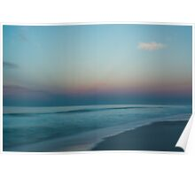 Calm Waters at Sunrise Poster