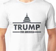 Donald Trump White House Unisex T-Shirt