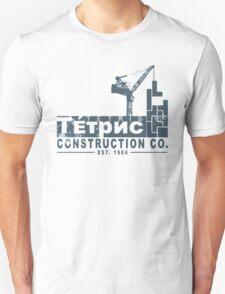 Tetris Construction Co. T-Shirt
