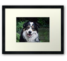 Innocence. Framed Print