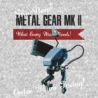 Metal Gear Mk II Advert by JordanDefty