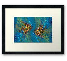 Water Wonder Framed Print