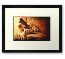 relacher Framed Print