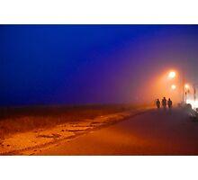 Beachcombers Photographic Print
