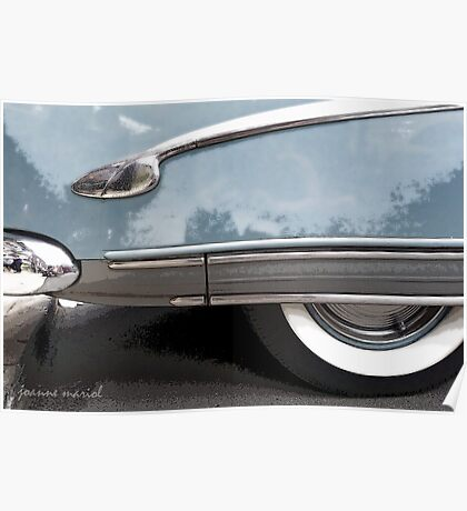 Classic Car 157 Poster