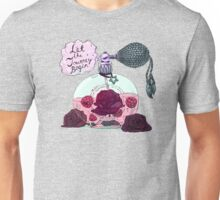 Let the journey begin Unisex T-Shirt