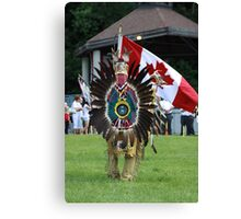 Our Home on Native Land Canvas Print