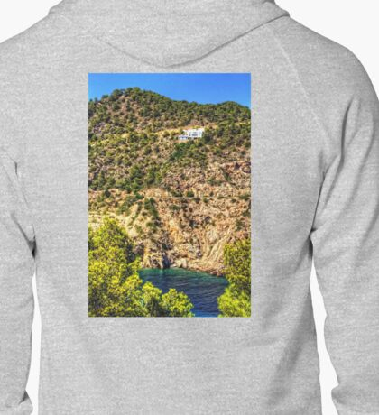 Cala Llonga Cliffs Zipped Hoodie