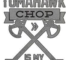 Tomahawk Chop by noagodi07