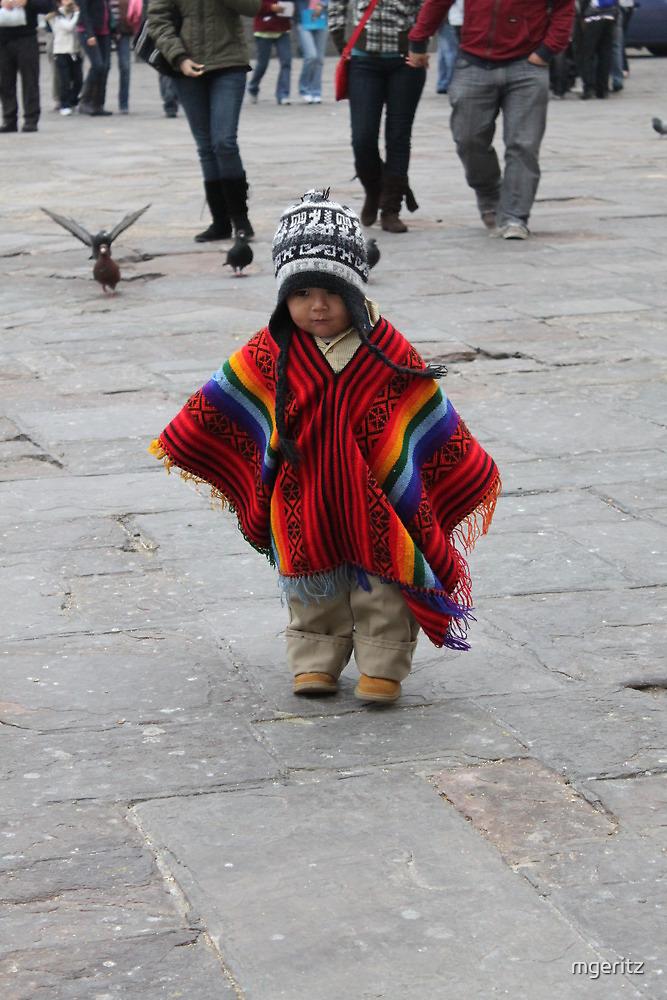 Little Poncho Boy by mgeritz