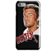 Dexter Morgan iPhone Case/Skin