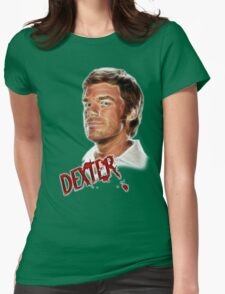 Dexter Morgan Womens Fitted T-Shirt