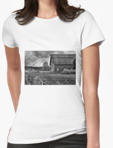 Rural Repose Womens Fitted T-Shirt