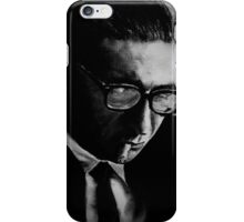 Bill Evans iPhone Case/Skin