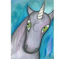 Mr Unicorn Photographic Print