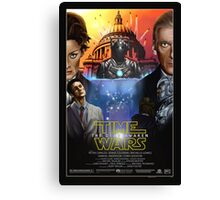 Time Wars - The Dead Awaken Canvas Print