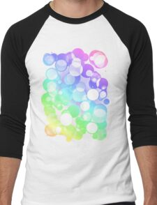 Bokeh effect Men's Baseball ¾ T-Shirt