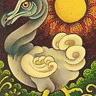 The Strutting DoDo Bird by JacquelynsArt