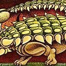 The Ankylosaurus Waltz   by Jacquelyn Braxton