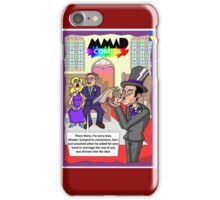 Hand in marriage iPhone Case/Skin
