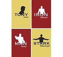 Tony Stark/Iron Man (The Avengers) by assxmble