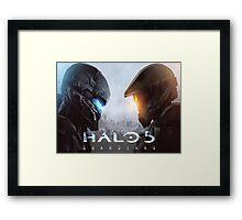 Halo 5 Guardians Framed Print