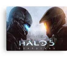 Halo 5 Guardians Canvas Print