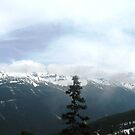 Upwards to Whistler  by iluvaar