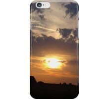 At close of day iPhone Case/Skin