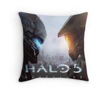 Halo 5 Guardians Throw Pillow