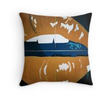 Nite Owl Throw Pillow
