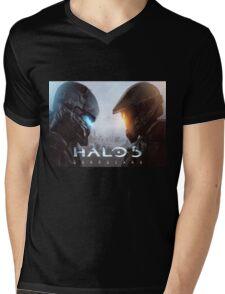 Halo 5 Guardians Mens V-Neck T-Shirt