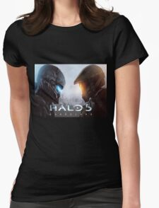 Halo 5 Guardians Womens Fitted T-Shirt