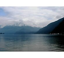 Harrison Springs, Vancouver Canada  Photographic Print