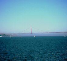 The Golden Gate Bridge, San Francisco  by iluvaar