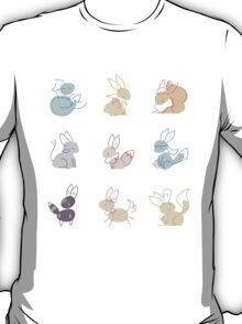 Eevee doodles T-Shirt