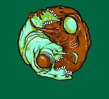 Yin vs. Yang Unisex T-Shirt