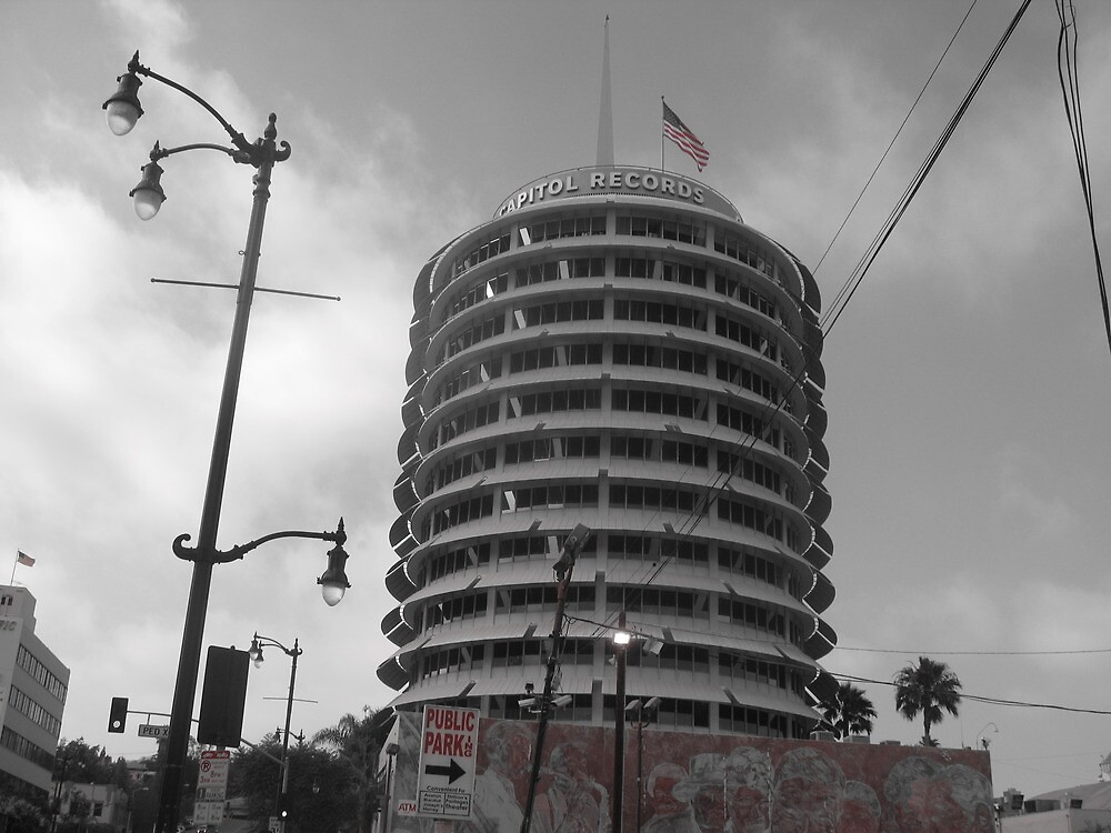 Capitol Records  by iluvaar