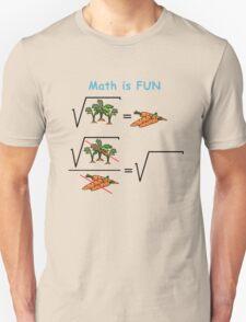 Mat is Fun Unisex T-Shirt