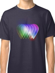 Colourful waterdrops Classic T-Shirt