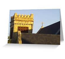 rooftop Greeting Card