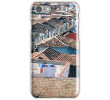 Cross town  iPhone Case/Skin