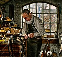 The Craftsman by Tarrby