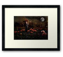 All Hallows Framed Print