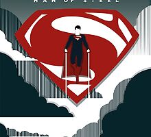 Man of Steel by EvanTapper