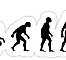 JETPACK EVOLUTION  Sticker